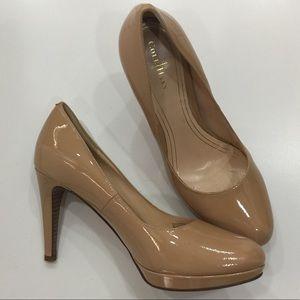 New Arrival✨Cole Haan Tan Patent Heels